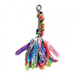 Live Brazilian Key Chain with Fruit Charms