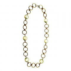 Live American Full Circle Necklace