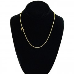 Live Indian Alpha Gold Necklace