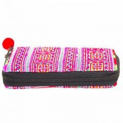 Live Thai Traditional Khwam Wallet Pink