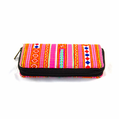 Live Thai Traditional Khwam Wallet Orange