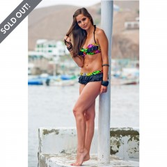 Live Peruvian Boracay Bandeau and Lara Faldita Bottom