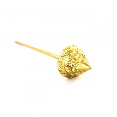 Live Thailand Hill Tribe Gold Hair Pin