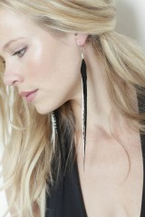 Live American Free Ravin Labyrinth Earring