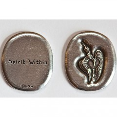 Live Canadian Pocket Spirit: Loon- Spirit Within