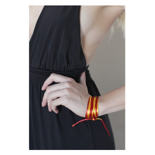 Live Indian Love In India Silk Cuff