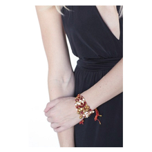 Live Indian Love In India Bell Cuff